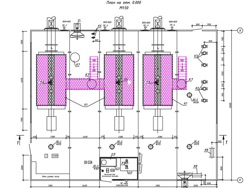 Проектирование газопровода и